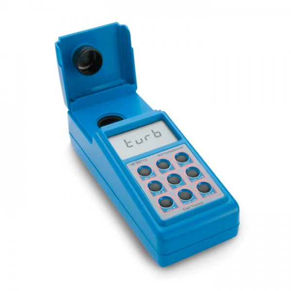 Medidor Portátil de Turbidez ISO HI98713-01 Hanna
