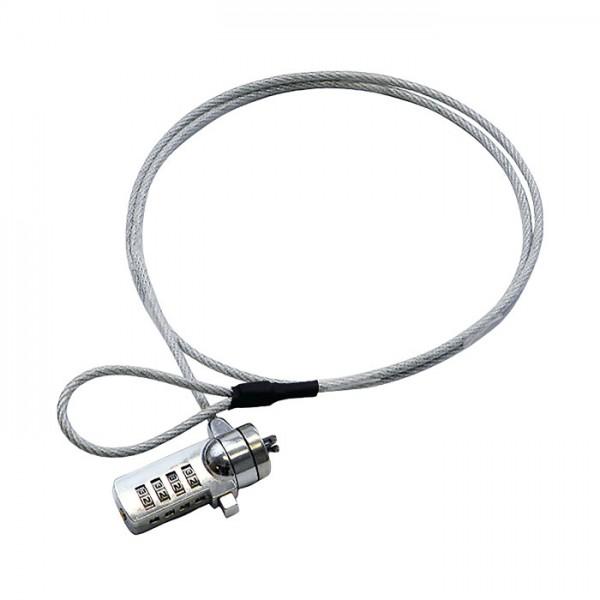 Candado y Cable Tipo Kensington Adam