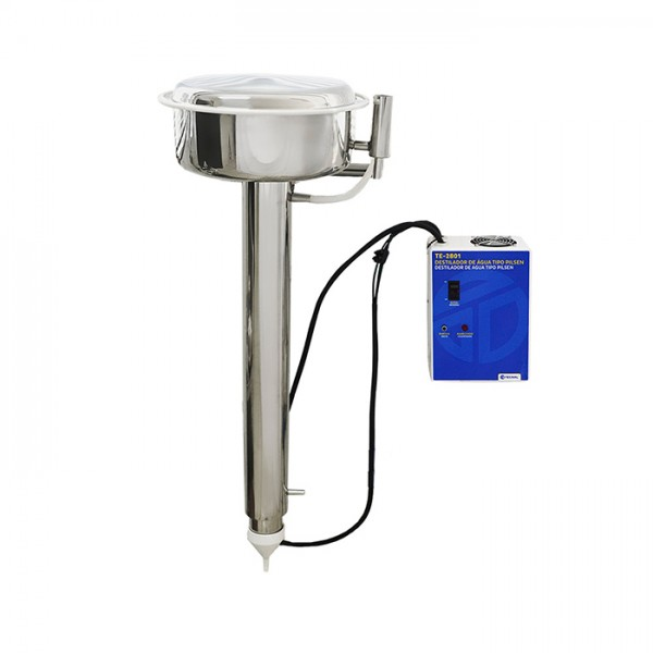 Destilador de Agua Tipo Pilsen TE-2801 Tecnal