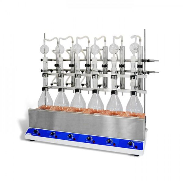 Destilador de Nitrógeno TE-037 Tecnal