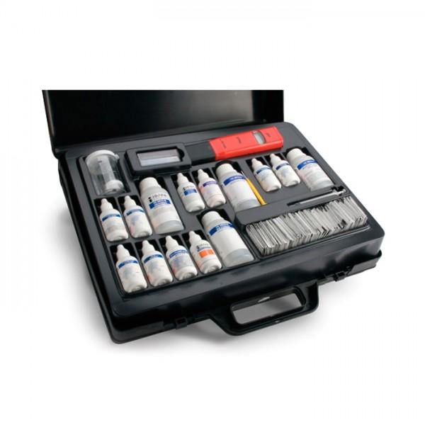 Kit de Prueba Química de calidad del Agua HI3817 Hanna