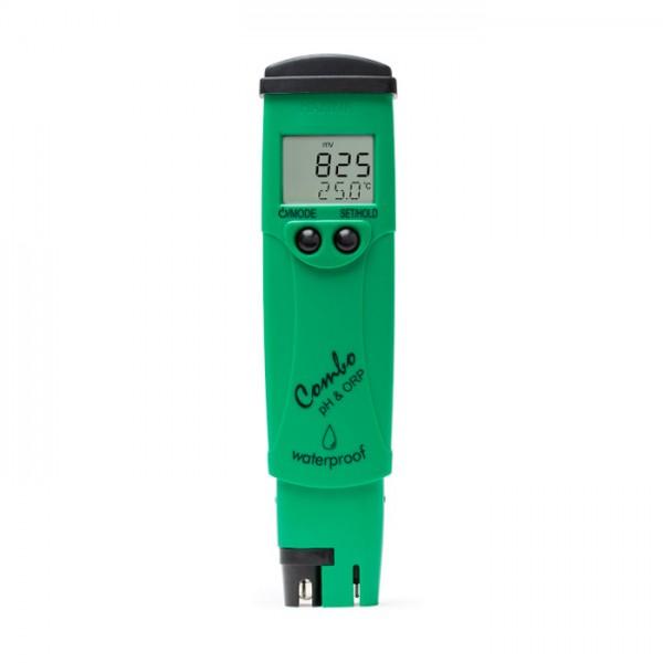Combo de pH / ORP / Temperatura HI98121 Hanna