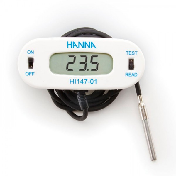 Termómetro de sensor remoto HI147 Checkfridge ™ Hanna