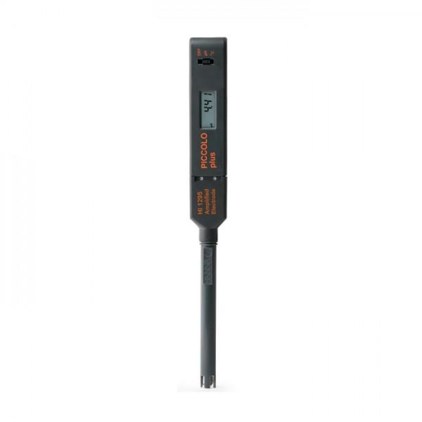 Probador de pH / Temperatura PICCOLO plus con sonda de 6.3 HI98113 Hanna