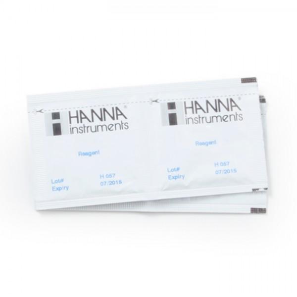 Reactivos de Bajo rango de Nitrito HI93707-01 (100 pruebas) Hanna