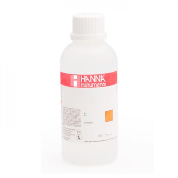 Solución de Electrolito de sonda de Oxígeno Disuelto (230 ml) botella HI7041M Hanna