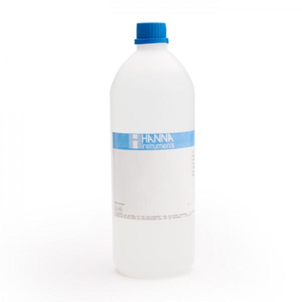 Solución de Relleno Electrolítico HI7071L, 3.5M KCl + AgCl (500 mL) Hanna
