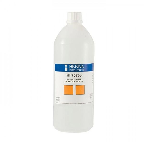 Solución Estándar de Flúor 100 mg HI70703/1L / L (1 L) Hanna