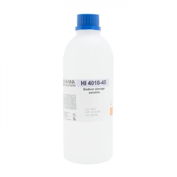 Solución de Almacenamiento ISE de sodio HI4016-45 Hanna