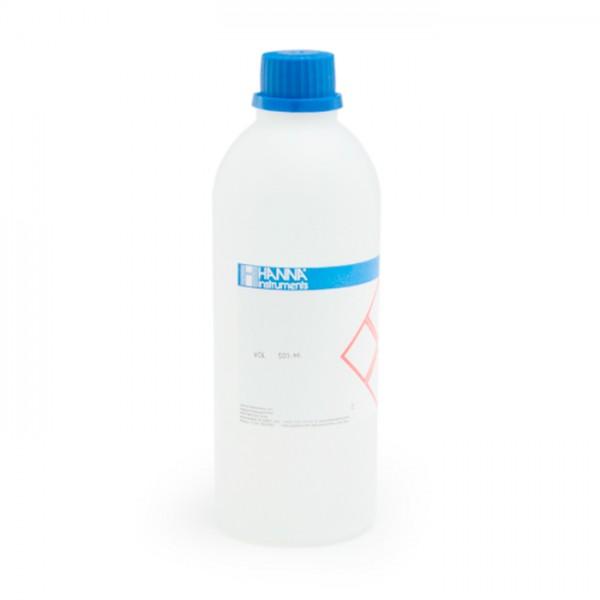 Solución de Almacenamiento de Electrodos en botella de FDA (500 ml) HI80300L Hanna