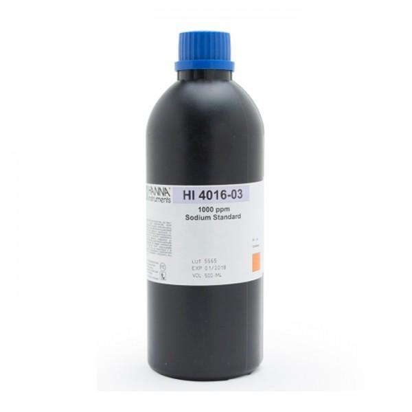 Estándar Sodio ISE 1000 ppm HI4016-03 Hanna