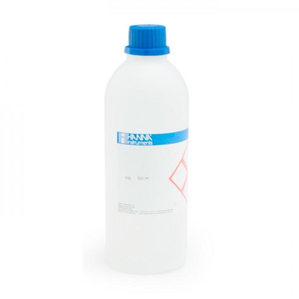 Solución de Limpieza para aceite y grasas en botella de FDA HI8077L (500 ml) Hanna