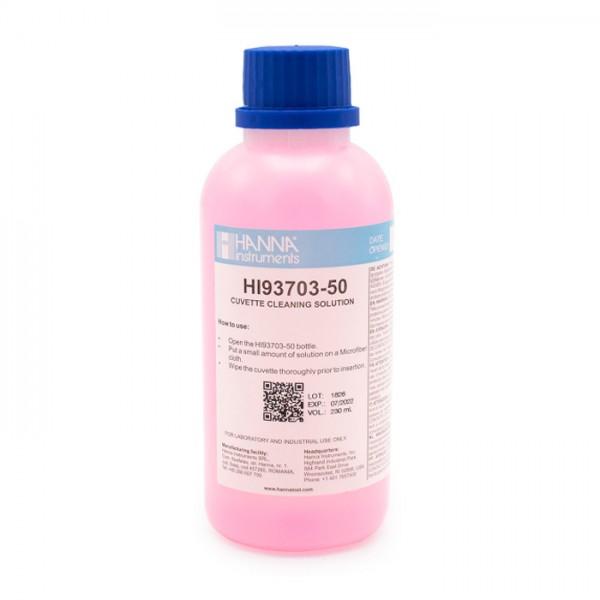 Solución de Limpieza de cubeta HI93703-50 (230 ml) Hanna