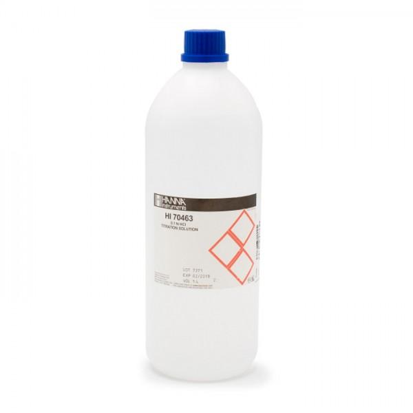 Ácido Clorhídrico 0.1N, 1L HI70463 Hanna