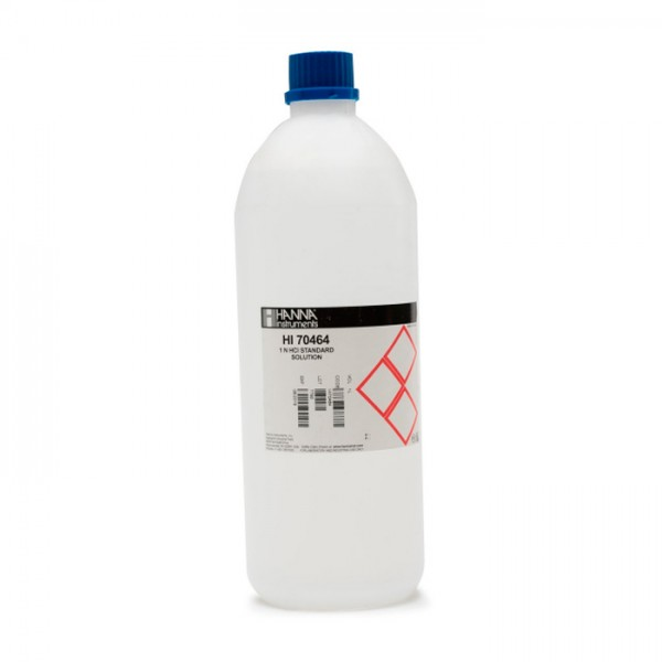 Ácido Clorhídrico 1N, 1L HI70464 Hanna