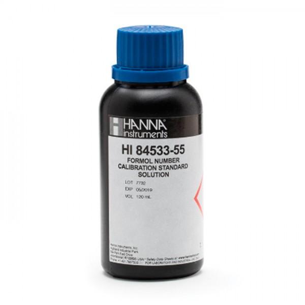 Estándar de Calibración de la bomba para Mini Titulador de número Formol HI84533-55 Hanna