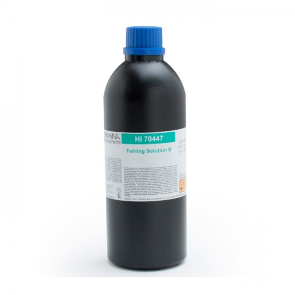 Fehling Solution B, 500 ml HI70447 Hanna