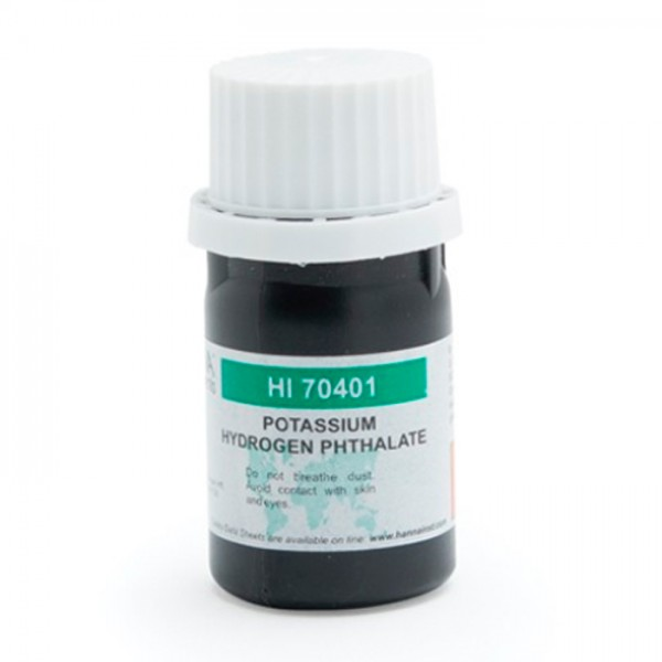 Ftalato de hidrógeno y potasio, 20 g HI70401 Hanna