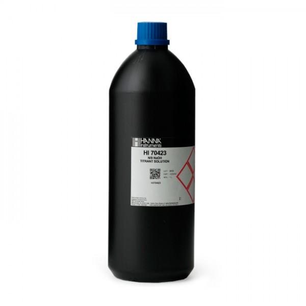 Hidróxido de Sodio 0.11N (N / 9), 1L HI70423 Hanna