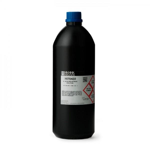 Nitrato de Plata 0.1M, 1L HI70422 Hanna