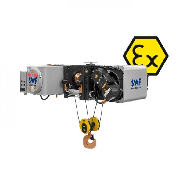 Cable Eléctrico NovaEx SWF Krantechnik