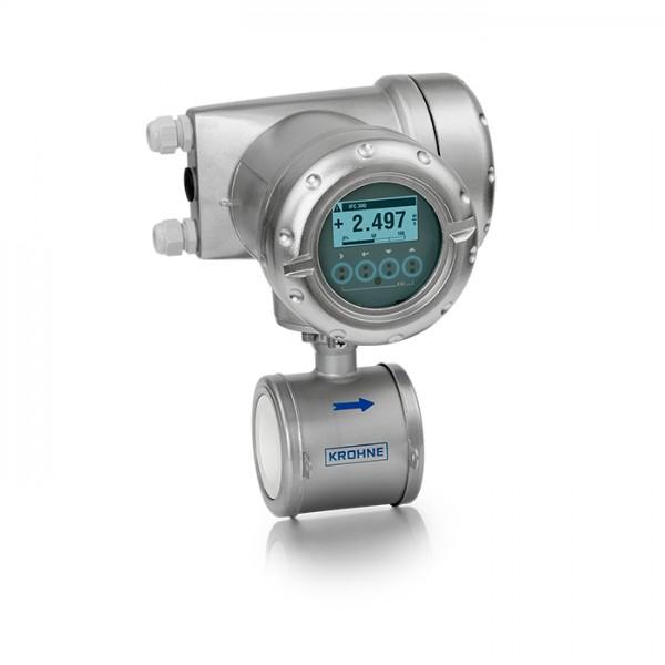 Caudalímetro Electromagnético POWERFLUX 5300 Krohne