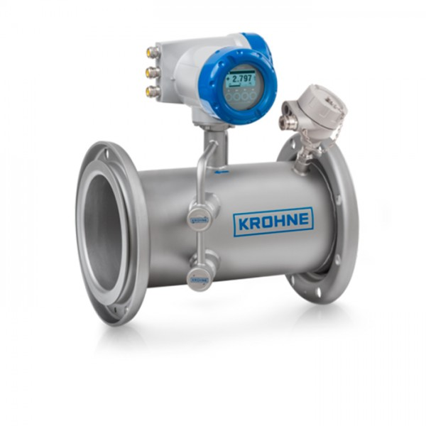 Caudalímetro Ultrasónico OPTISONIC 7300 Biogás Krohne