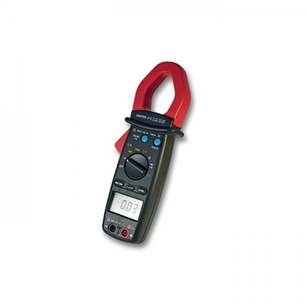 Pinza Amperimétrica de Tamaño Medio (ADC/DC. TRMS) CENTER 212