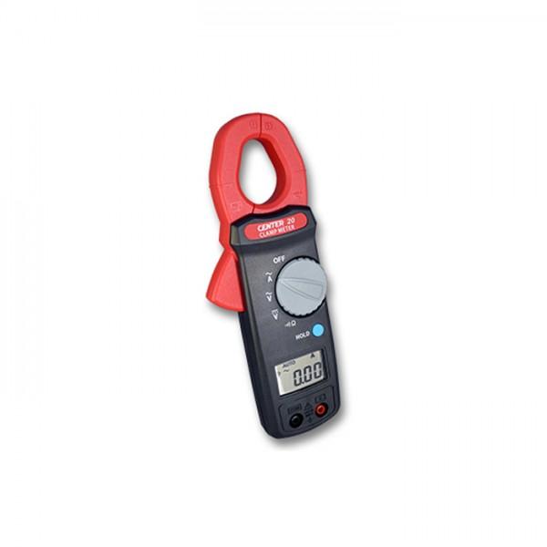 Medidor de Corriente Eléctrica Básico (AC) CENTER 20