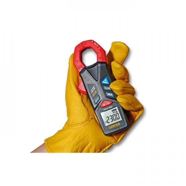 Medidor de Corriente Eléctrica AC/DC de bolsillo CENTER 23