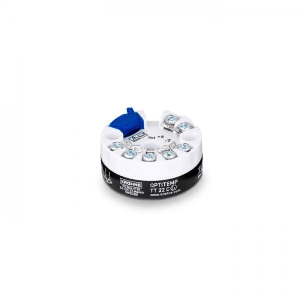 Transmisor de Temperatura OPTITEMP TT 22 C Krohne