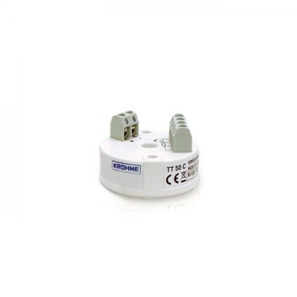 Transmisor de Temperatura OPTITEMP TT 50 C Krohne