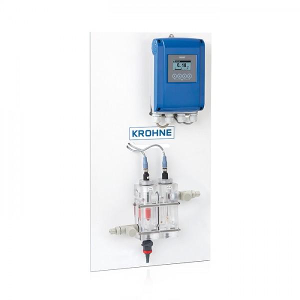 Sistema Amperométrico Potenciostático OPTISYS CL 1100 Krohne