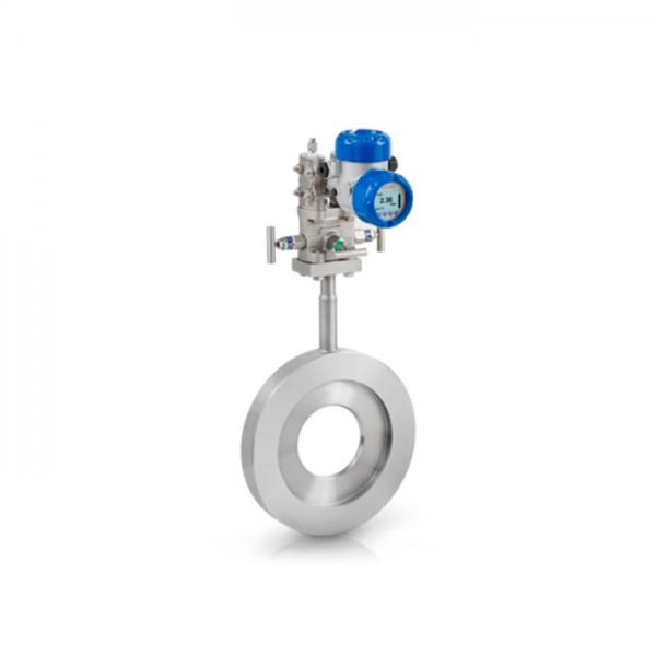 Caudalímetro de Presión Diferencial OPTIBAR DP 7060 Krohne con placa de orificio
