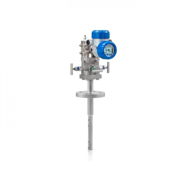 Caudalímetro de Presión Diferencial OPTIBAR DP 7060 Krohne con tubo de Pitot promediador