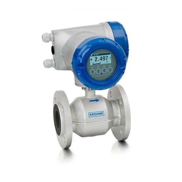 Caudalímetro Electromagnético OPTIFLUX 2300 Krohne