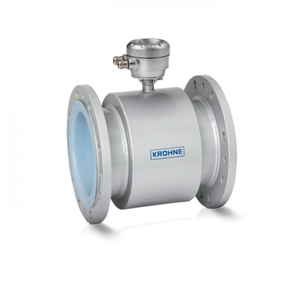 Sensor de Caudal Electromagnético POWERFLUX 4000 Krohne