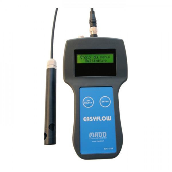Caudalímetro EasyFlow MADD Technologies JDC Electronic