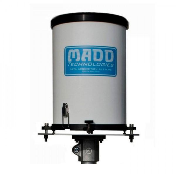 Estación para Mediciones Hidrológicas y Pluviométricas HyMADD-lluvia JDC Electronic