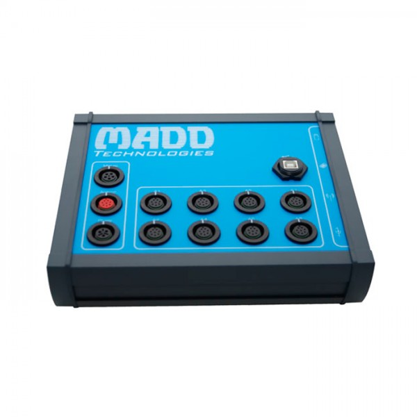 Grabador de Medición Universal MultiMADD Technologies JDC Electronic