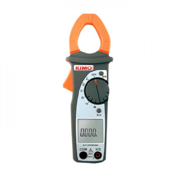 Pinza Amperimétrica Multímetro HT 4012 Kimo