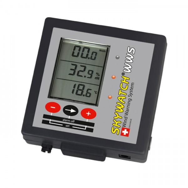 Anemómetro con Alarma WWS SKYWATCH JDC Electronic