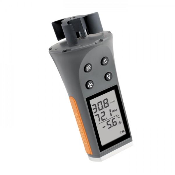 Anemómetro-Termómetro Meteos SKYWATCH JDC Electronic