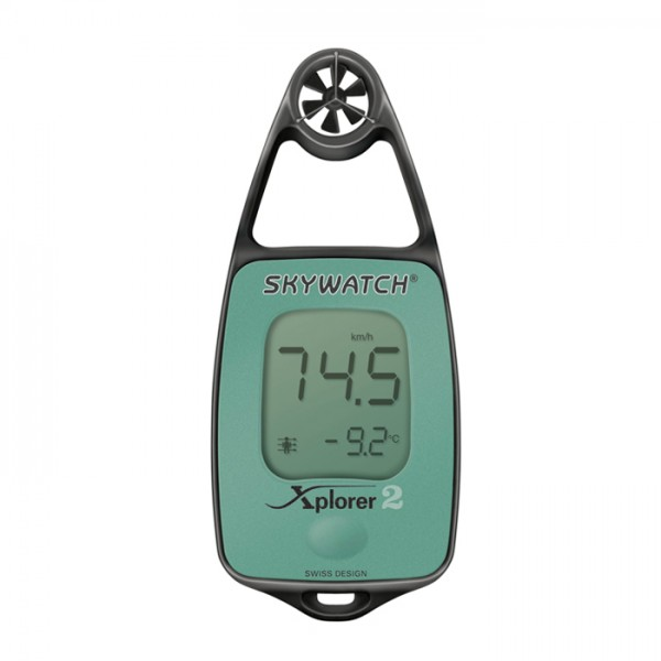 Anemómetro Xplorer 2 SKYWATCH JDC Electronic