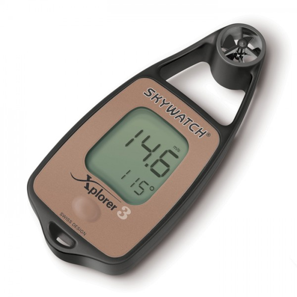Anemómetro Xplorer 3 SKYWATCH JDC Electronic