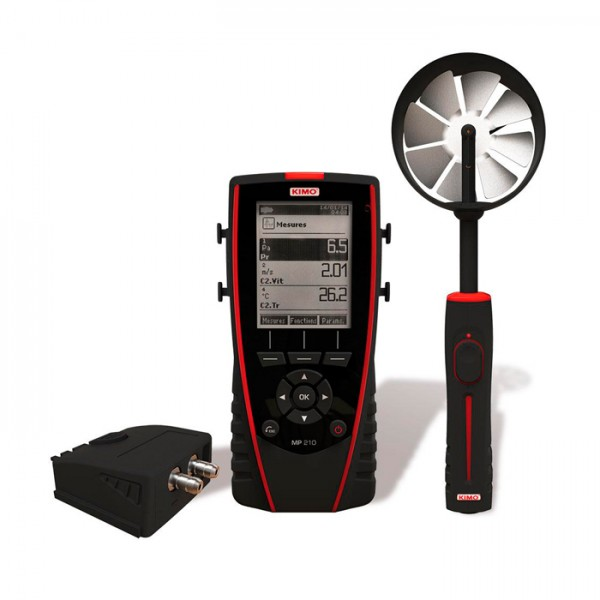 Micromanómetro MP 210 Kimo
