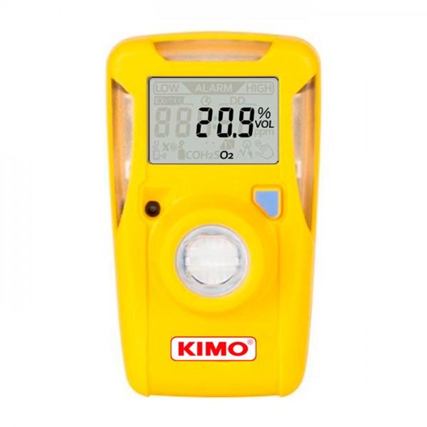 Detector de Gas Personal 02 Clip de 02 en Tiempo Real Kimo