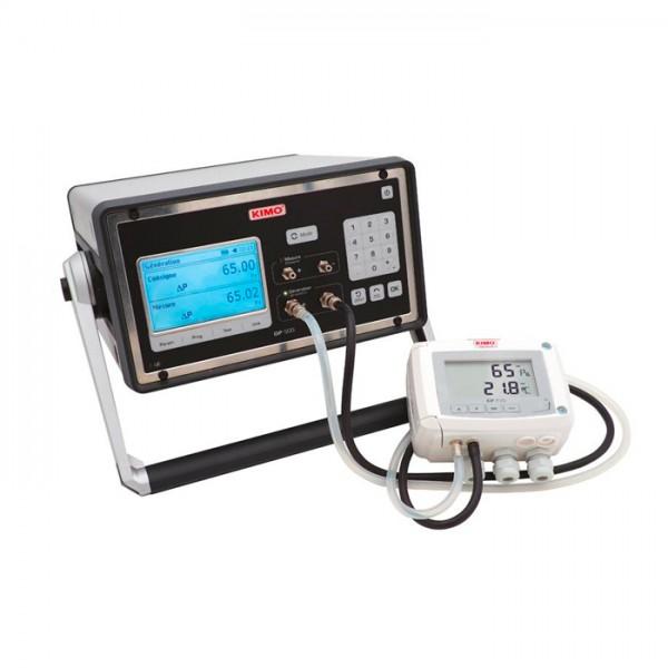 Generador de Presión GP 500-1 / GP 500-2 Kimo