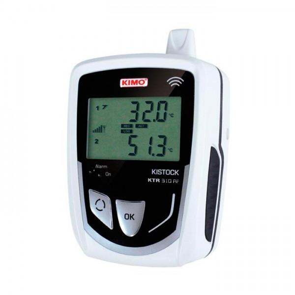 Grabador Autónomo de Temperatura Pt100 KTR 310-RF Kimo