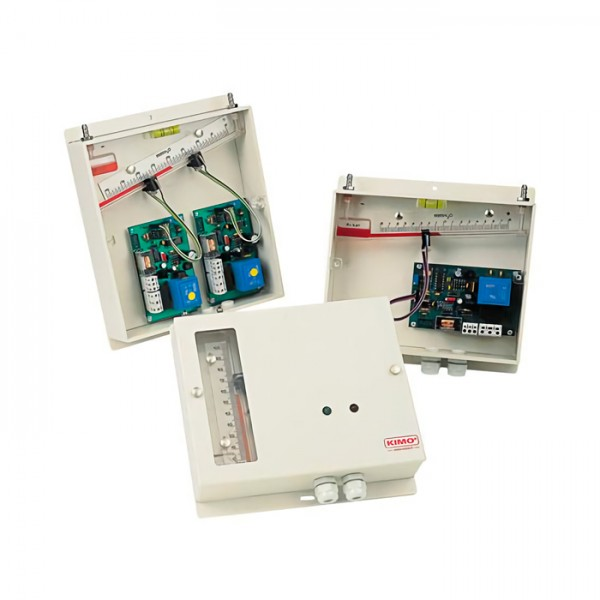 Interruptor de Presión Manual con Contacto Eléctrico ECM Kimo
